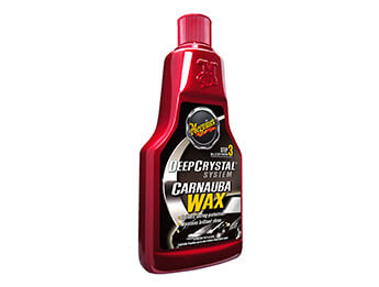 Meguiars Deep Crystal Paint Step 3, Wax, 473ml