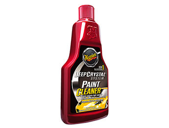 Meguiars Deep Crystal Paint Step 1, Cleaner, 473ml