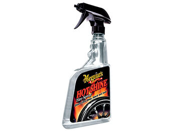 Meguiars Hot Shine Tyre Dressing, 710ml Spray
