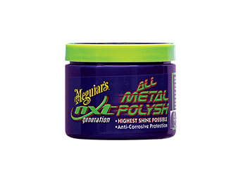 Meguiars NXT Generation All Metal Polish, 142g