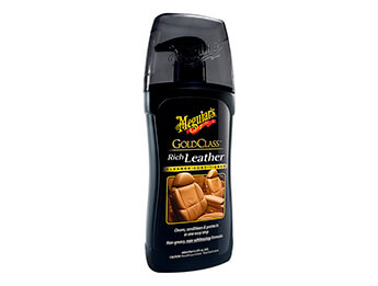 Meguiars Gold Class Rich Leather Cleaner & Conditioner, 400ml