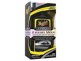 Meguiars Ultimate Liquid Wax, 473ml