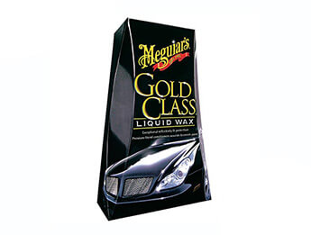 Meguiars Gold Class Liquid Wax, 473ml