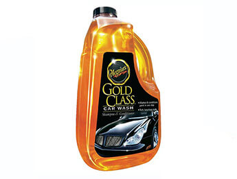 Meguiars Gold Class Shampoo & Conditioner, 1892ml