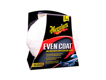 Meguiars Even Coat Applicator, Twin Pack