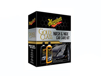 Care Kit, Meguiars Gold Class