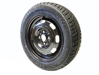 "14"" Winter Wheel & Tyre Package, MX5 Mk1/2/2.5"