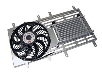 Radiator Fan & Oil Cooler Kit, MX5 Mk1/2/2.5