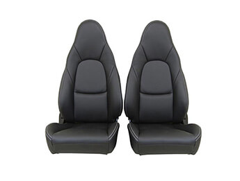 Leather Seat Cover Set, MX5 Mk2.5