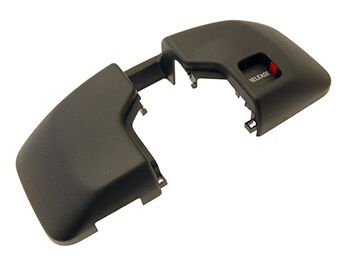 Roof Latch Cover, Retractable Hardtop, MX5 Mk3/3.5/3.75