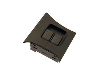 Electric Window Switch, Black, MX5 Mk3.5/3.75 Convertible
