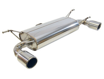 Milltek Stainless Exhaust System, MX5 Mk3/3.5/3.75