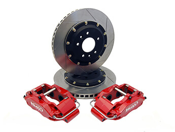 Front Caliper Kit, V-Maxx Performance Upgrade, MX5 Mk3/3.5/3.75