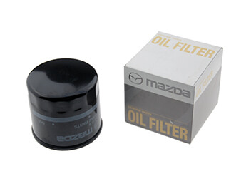 Oil Filter, Genuine Mazda, MX5 Mk4