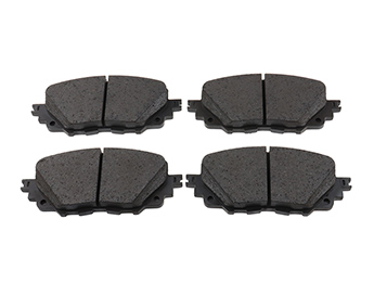Front Brake Pad Set, Genuine Mazda, 1.5L MX5 Mk4