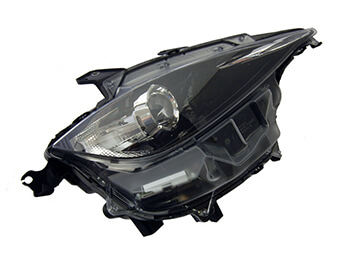 Headlamp, Without AFS, RHD MX5 Mk4