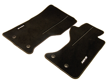 Carpet Mat Set, Genuine Mazda Luxury, RHD MX5 Mk4