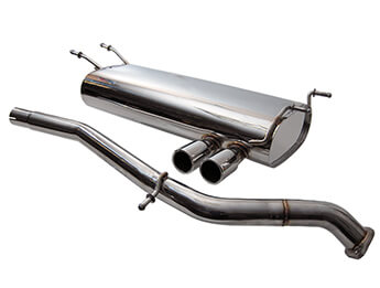 MX5 Parts Stainless Steel Exhaust, MX5 Mk4