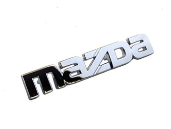 Mazda Rear \'Mazda\' Badge, MX5 Mk2/2.5