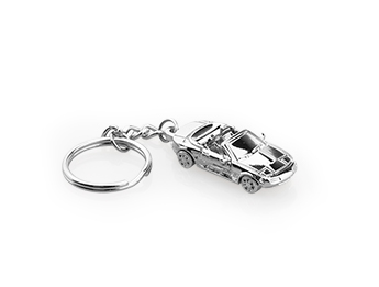 Chrome Model Keyring, MX5 Mk1