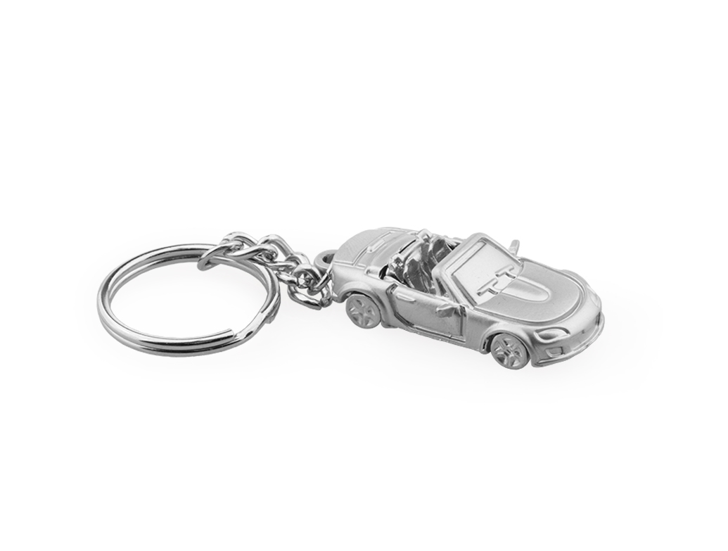 Chrome Model Keyring, MX5 Mk3