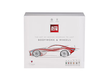 Autoglym Bodywork & Wheels Collection