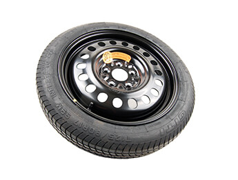 RoadHero Space Saver Spare Wheel Kit, MX5 Mk3/3.5/3.75