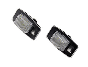 Rear Numberplate Lamp Set, LED, MX5 Mk2/2.5