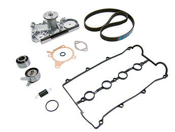 Camshaft Timing Belt Kit, 7 Piece, MX5 Mk2.5 1.8 VVTI