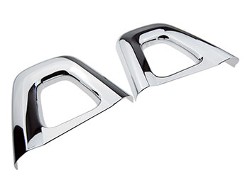 Chrome Seat Back Bar Covers, MX5 Mk4