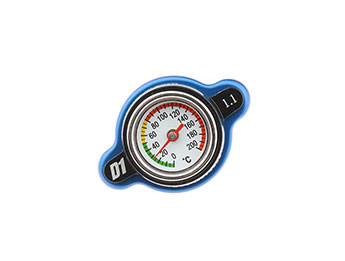 Radiator Cap With Temperature Gauge, 1.1 Bar, MX5 Mk1/2/2.5