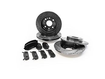 Discs & Pads Package, Sports, MX5 Mk1 1.6