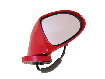 Door Mirror, Electric Only, MX5 Mk2/2.5