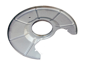 Brake Disc Dust Cover, Rear, MX5 Mk1 1.8 & Mk2/2.5 Standard