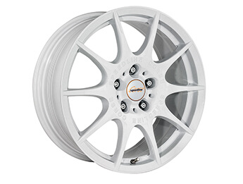 "17"" Speedline Corse \""Marmora\"" Alloys, Set of Four, MX5 Mk3/3.5/3"