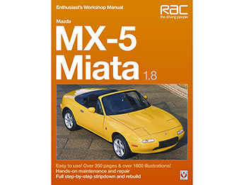 MX5 Mk1 1.8 Enthusiasts Workshop Manual