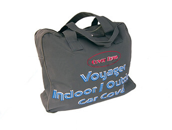 Lightweight Indoor or Outdoor Voyager Car Cover, All Models