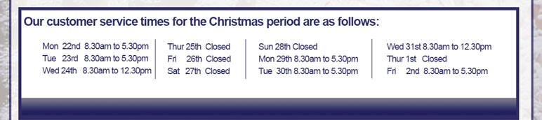 christmas delivery opening times for your mx5 parts supply just about every part imaginable for your Mazda mx-5 or eunos roadster