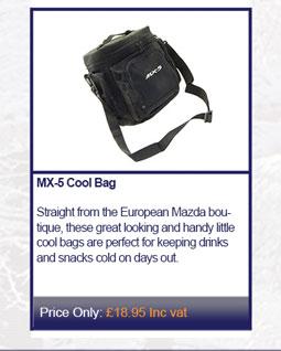 MX-5 Cool Bag