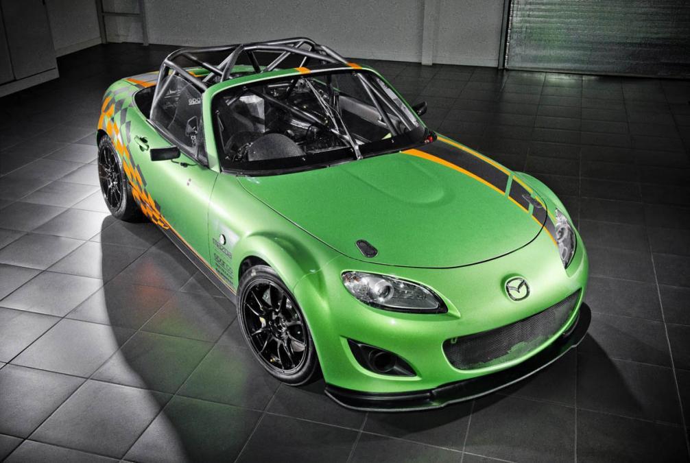 Mazda's Motorsport Icons - MX5 Parts Info