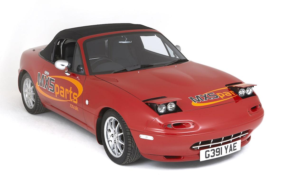 Starter Motor Mazda MX5 and Eunos Roadster Mk1 1989-1998